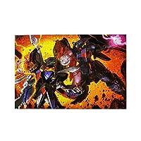 機動戦士ガンダム ジグソーパズル1000ピース-大人の子供パズルおもちゃゲームクラシックパズル教育ギフト家の装飾壁ア(75x50cm)パズル