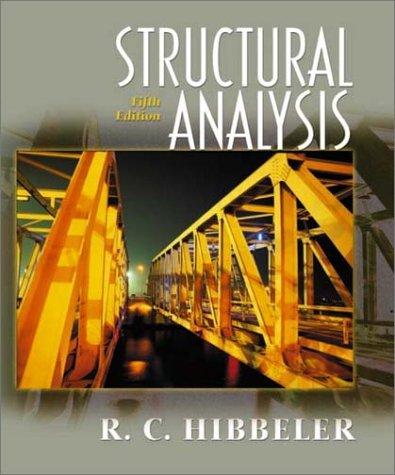 Structural Analysis (5th Edition)
