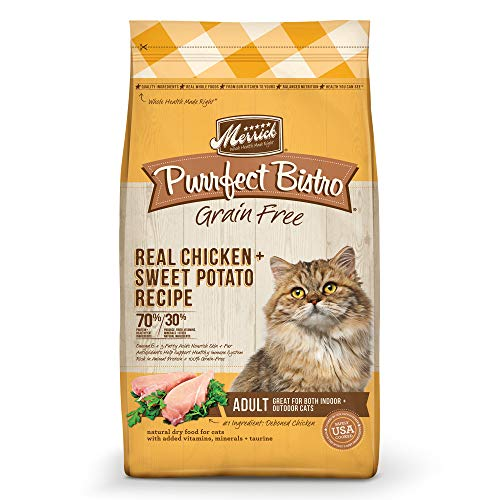 If We Had To Choose - Merrick Purrfect Bistro Grain Free