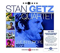Live in Europe 1972 by STAN GETZ