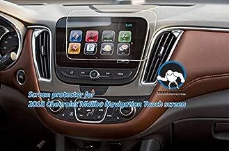 Tuff Protect Anti-Glare Screen Protectors for 2018 Chevrolet Malibu 8-inch Navigation Screen