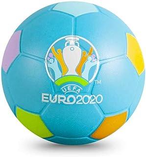 Euro 2020 Unisex-Jeugd Stress Ball, meerkleurig, One Size