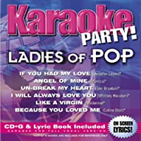 Karaoke Party Ladies of Pop
