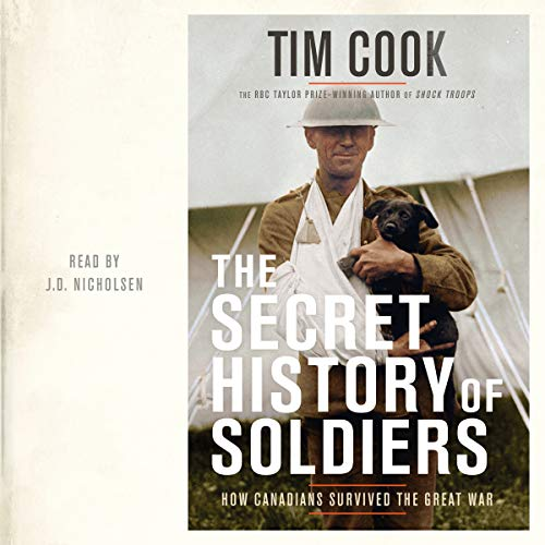 The Secret History of Soldiers cover art