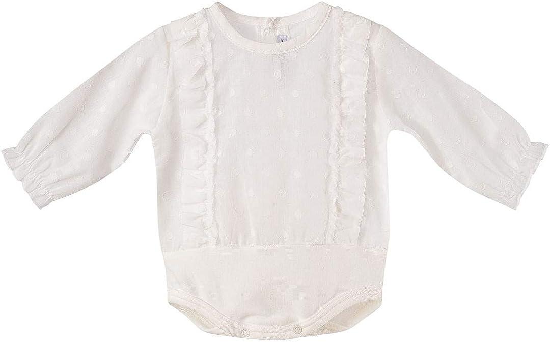 CALAMARO - Body Camisa Bebe bebé-niños: Amazon.es ...