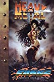 Heavy Metal: The Authorised Movie Adaptation (Ibooks)