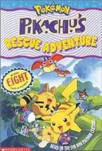 pokemon movie pikachu's rescue adventure