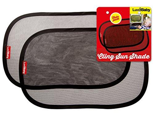 Car Sun Shades–Set de 2unidadesparasoles para ventana de coche,...