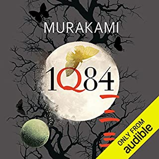 1Q84                   Written by:                                                                                                                                 Haruki Murakami,                                                                                        Jay Rubin (translator),                                                                                        Philip Gabriel (translator)                               Narrated by:                                                                                                                                 Allison Hiroto,                                                                                        Marc Vietor,                                                                                        Mark Boyett                      Length: 46 hrs and 45 mins     10 ratings     Overall 4.1