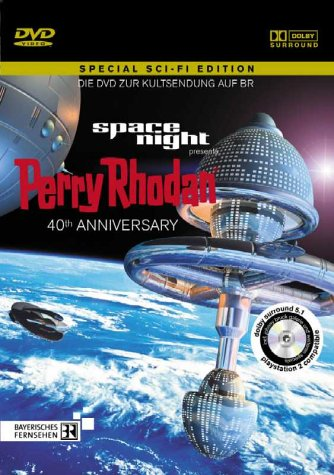 Space Night - Perry Rhodan - 40th Anniversary