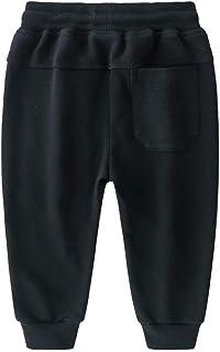 HOSD Pantalones para niños 2019 nuevos Pantalones para niños Pantalones de algodón de otoño e Invierno en Pantalones para ...