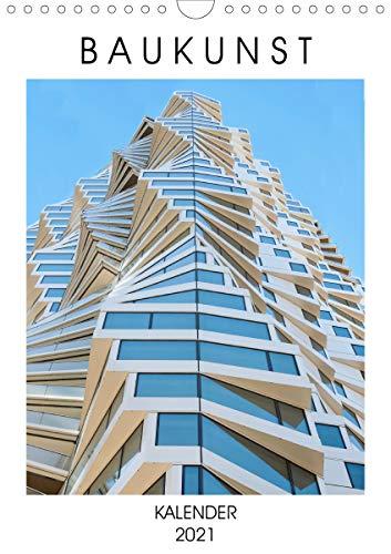 Baukunst (Wandkalender 2021 DIN A4 hoch)