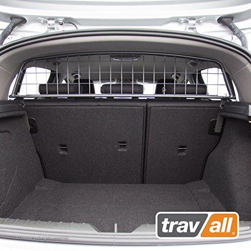 Travall Guard Hundegitter Kompatibel Mit BMW 1er Fließheck (2012-2019) TDG1371 - Maßgeschneidertes Trenngitter in Original Qualität
