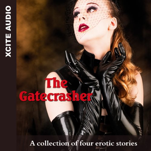 The Gatecrasher audiobook cover art