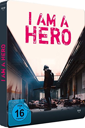 I am a Hero - [DVD & Blu-ray] Steelbook - Collector's Edition