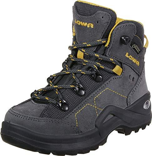Lowa Kody III GTX Mid Junior Trekkingschuhe, Unisex Kinder, grau - grau - Größe: 27