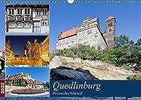 Quedlinburg - Pittoreskes Kleinod (Wandkalender 2022 DIN A3 quer): Quedlinburg - Einst Lieblingspfalz der Ottonen heute Weltkulturerbe und Besuchermagnet (Monatskalender, 14 Seiten )