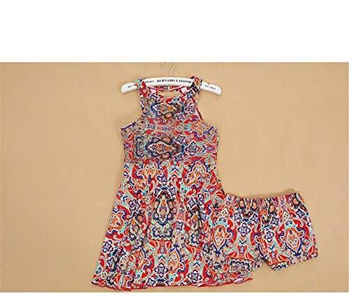 WAZR Traje de baño para Mujer Falda conservadora Una Pieza Pecho pequeño Cubierta Plana, Cintura Alta Espuma Delgada Traje de baño SPA