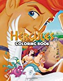 Hercules Coloring Book: 50+ Coloring Pages. Impressive Coloring Books For Adults, Boys, Girls Relaxing