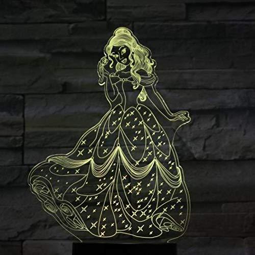 Luz de Noche Decorativa decoración del hogar Kiddie niño Regalo Leona lámpara habitación habitación