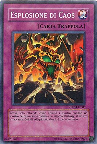 Yu-Gi-Oh! - GX04-IT003 - Corruzione Oscura - Spirit Caller Promotional Cards - Unlimited Edition - Super Rara