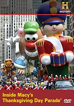 Inside the Macy's Thanksgiving Day Parade