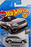 Hot Wheels 2019 Factory Fresh Range Rover Velar 237/250, Silver