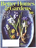 BETTER HOMES & GARDENS MAGAZINE - FEBRUARY 2021 - FIND YOUR JOY