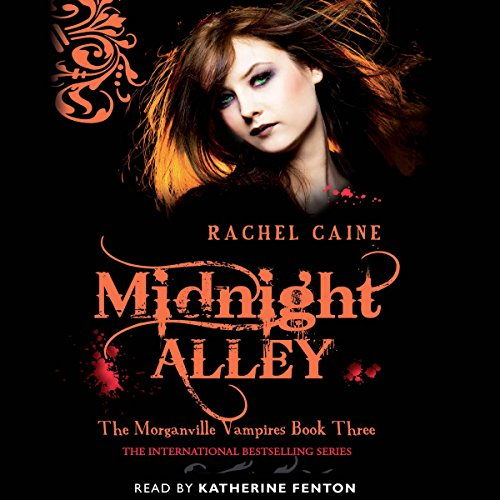 Midnight Alley: The Morganville Vampires, Book 3 Titelbild