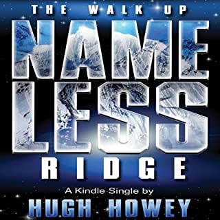 The Walk Up Nameless Ridge audiobook cover art