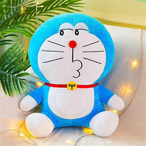 Nuevo Doraemon Doll Doraemon Cat Plush Toy Emoji Sentado Almohada Muneca Regalo De Cumpleanos Decoracion del Hogar 100 Cm Kiss