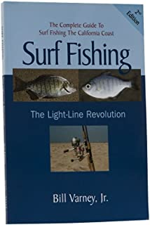 Pacific Books Surf Fishing: The Light Line Revolution