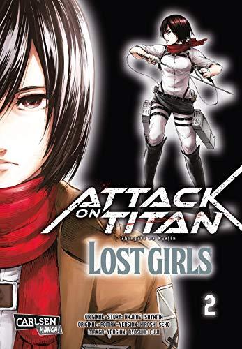 Attack on Titan - Lost Girls 2 (2)