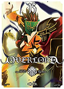 Overlord Edition simple Tome 13