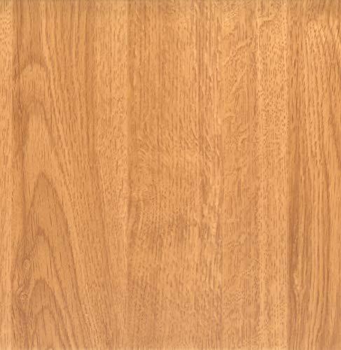 Klebefolie Perfect Fix® Eiche Hell Dekofolie Möbelfolie Tapeten selbstklebende Folie, PVC, ohne Phthalate, keine Luftblasen, Natur-Holzoptik, 90cm x 2,1m, Stärke: 0,15 mm, Venilia 54302