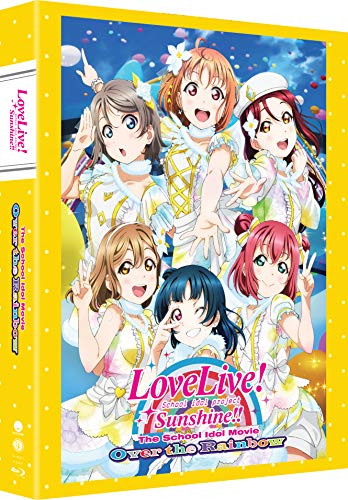 Love Live Sunshine The School Idol Movie: Over The [Edizione: Stati Uniti] [Italia] [Blu-ray]