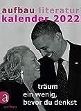 Aufbau Literatur Kalender 2022: 55. Jahrgang