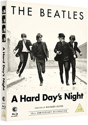 A Hard Day's Night: 50th Anniversary Restoration [Blu-ray] [Reino Unido]