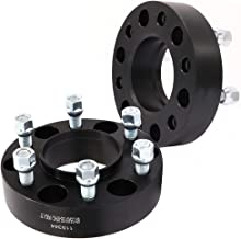 ECCPP 1.5 inch HubCentric Wheel Spacers 6 Lug 6x135mm to 6x135mm 14x2 Fits for Ford F-150 Raptor Expedition