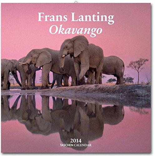 Frans Lanting, Okavango - 2014: Wandkalender (Taschen Wall Calendars)