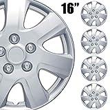 2005 honda accord 16 inch rims - BDK (4-Pack) Premium 16
