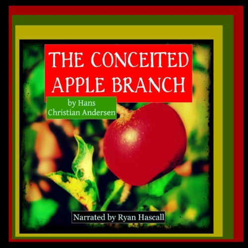 The Conceited Apple Branch audiobook cover art