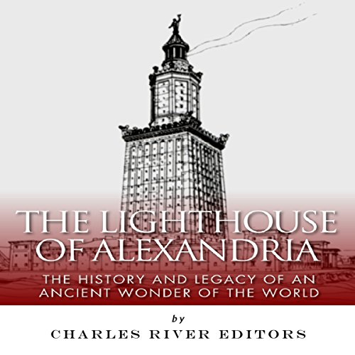 The Lighthouse of Alexandria audiobook cover art