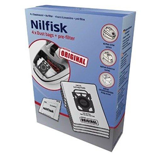 Nilfisk 107407940 Accessoires pour Aspirateur – Accessoires pour Aspirateur (Elite Classic AUS/NZ, Elite Classic CN, Elite Classic Parquet en/NZ, Elite Comfort en/NZ, ELIT)