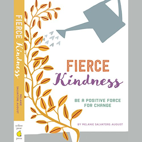 Fierce Kindness audiobook cover art