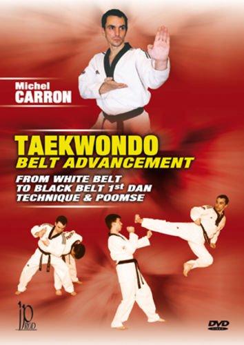 Taekwondo: from White Belt to [Import anglais] [DVD]