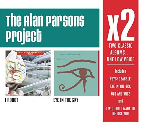 X2:I Robot & Eye in the Sky
