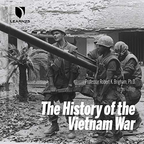 The History of the Vietnam War cover art