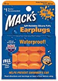 Mack's Kids Size Soft Moldable Silicone Ear Plugs 6 ea (Pack of 12)