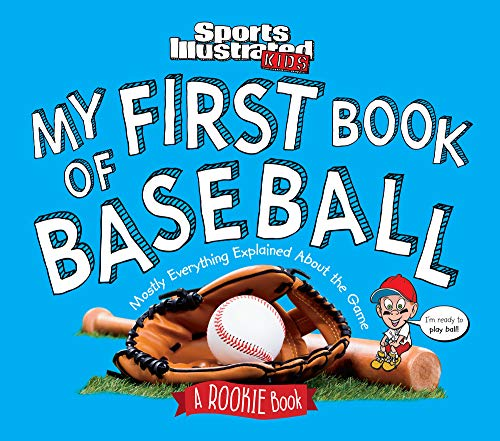 My First Book of Baseball: A Roo...